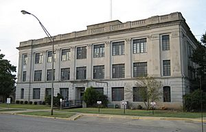 Pontotoc County Courthouse in Ada