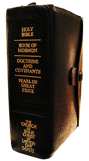 Latter-day Saint Scripture Quadruple Combination