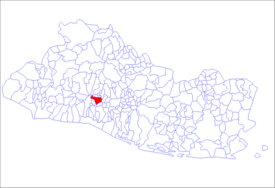 San Salvador Municipality in the Country
