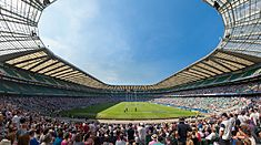 Twickenham Stadium - May 2012
