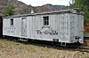 Denver & Rio Grande Railroad Box Outfit Car No. 04414