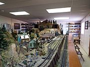 Glendale-Sahuaro Central Railroad Museum-AMRS layout-1