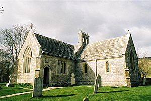 Tyneham, former parish church of St. Mary - geograph.org.uk - 531101.jpg
