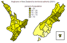 Anglicans in NZ