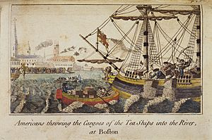 Boston Tea Party-Cooper