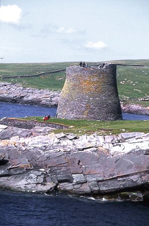 Broch of Mousa - geograph.org.uk - 2800