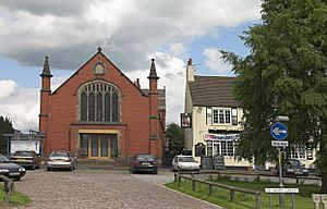 The church on St James Green in Thirsk - geograph.org.uk - 173800