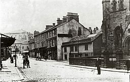 Church Street Padiham