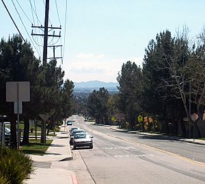 Moreno Valley-Kitching view