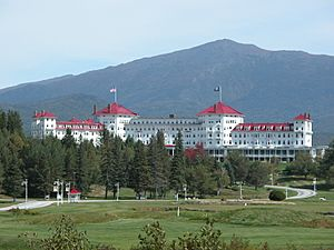 Mount Washington Hotel 2003