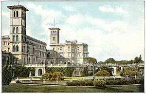 Osborne House c1910 - Project Gutenberg eText 17296
