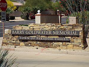 Paradise Valley-Barry Goldwater Memorial-2