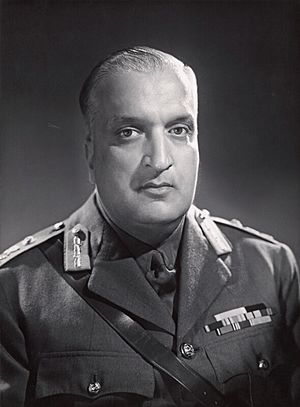 Sir Hari Singh Bahadur, Maharaja of Jammu and Kashmir, 1944