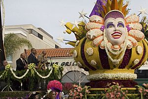 TOR New Orleans float
