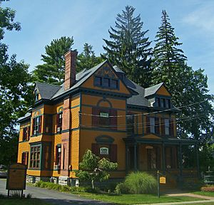 Verbeck House, Ballston Spa, NY
