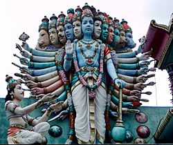Avatars of Vishnu