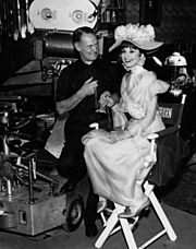 Harry Stradling-Audrey Hepburn in My Fair Lady