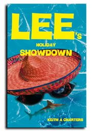 Lee's Holiday Showdown (Charters novel - cover art)