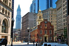 Old State House Boston 2009f