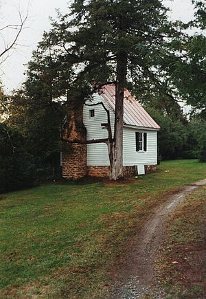 Black Walnut Plantation School House