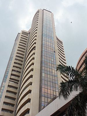 Bombay Stock Exchange, Mumbai