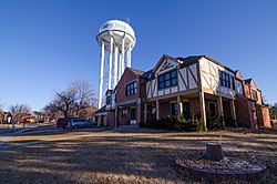 Boys Town water tower