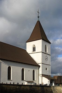 Bure village church