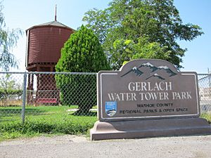 Gerlach Water Tower-9