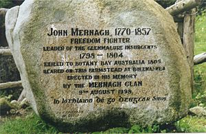 Mernagh monument