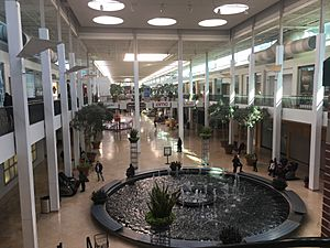 Plymouth Meeting Mall second floor from Burlington