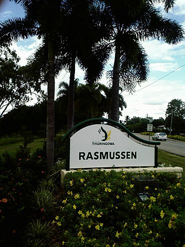 Rasmussen Queensland sign.jpg