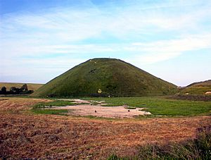 Silbury Hill - geograph.org.uk - 776