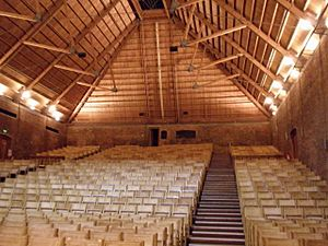 Snape Maltings Concert Hall, Snape, Suffolk (2)