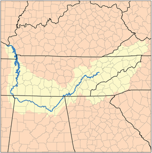 Tennessee watershed