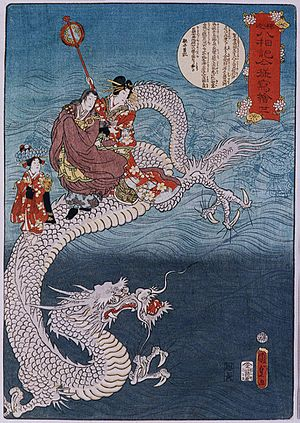 Kunisada II The Dragon
