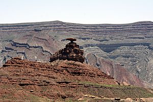 Mexican Hat Rock by D Ramey Logan