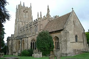 St Marys church, Devizes (geograph 3215952)