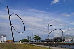 Temenos Sculpture, Middlesbrough