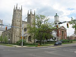 East High Street Historic District, Mount Vernon