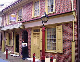 Elfreth's Alley Museum