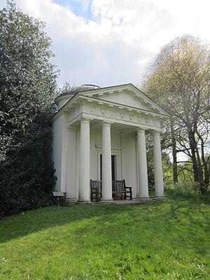 The Temple of Bellona, Kew Gardens May 2012