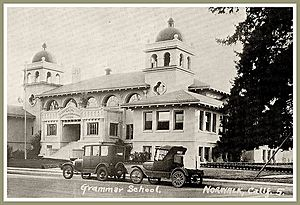 1920 Norwalk Grammar School