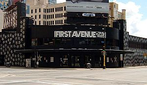 First Avenue nightclub