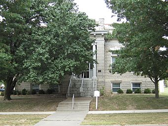 Girard, KS public library funded by Andrew Carnegie..jpg