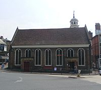 King Charles the Martyr's Church, Mount Sion, Tunbridge Wells