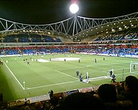 Reebokstadium inside