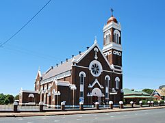 West Wyalong Roman Catholic Church 001