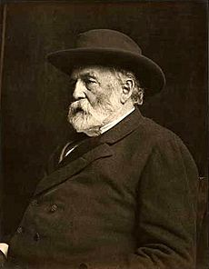 Collis Potter Huntington by William Keith, c1900