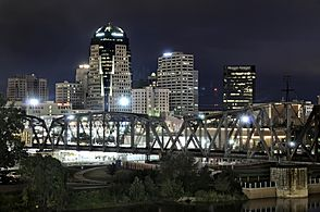 Skyline of Shreveport