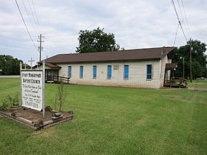Pledger TX Baptist Church
